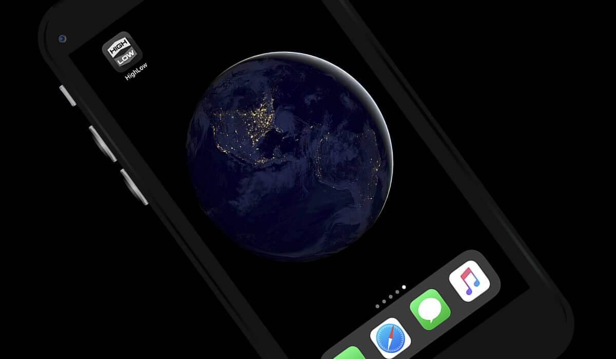 ハイローオーストラリアのアプリをiphoneに導入する方法