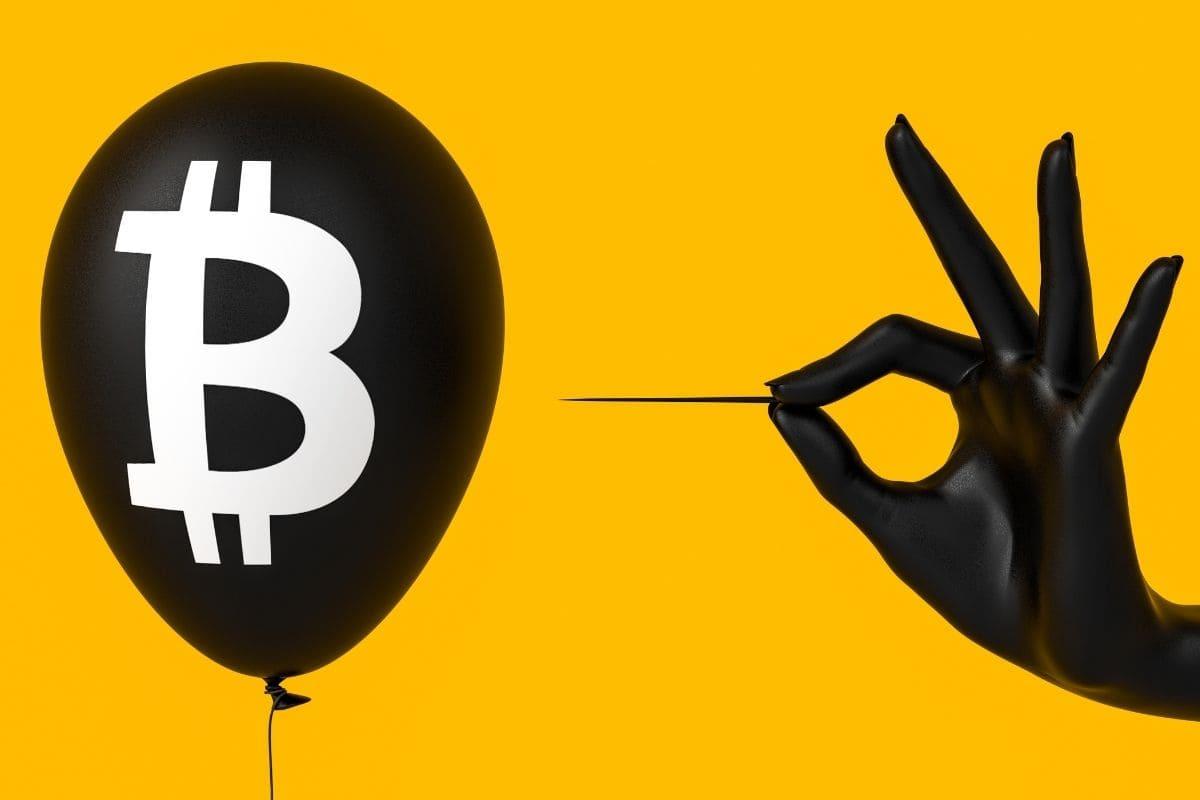 投資初心者が軽い気持ちでビットコインを始めるのは危険