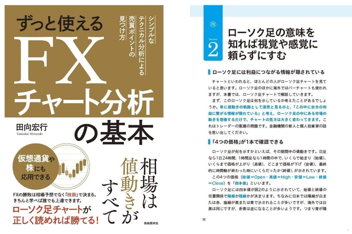 おすすめ本③ずっと使えるFXチャート分析の基本