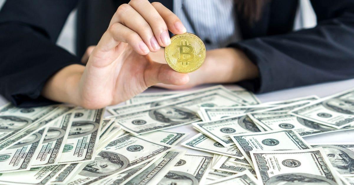 ビットコインの押し目買いで稼げる人が少ししかいない件【札束がすべて】