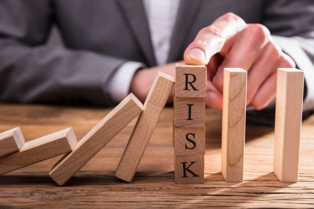 投資だからリスクは享受しなければならない